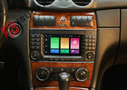 China Multi Klassen-DVD-Spieler Touch Screen Mercedess C, Funktion MERCEDES-BENZhaupteinheits-4G Firma