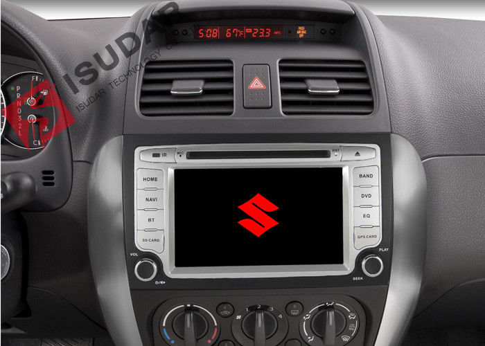 4G SIM LTE Octa Core Android 6.0 Car Stereo , Suzuki Sx4 Head Unit With Radio OBD