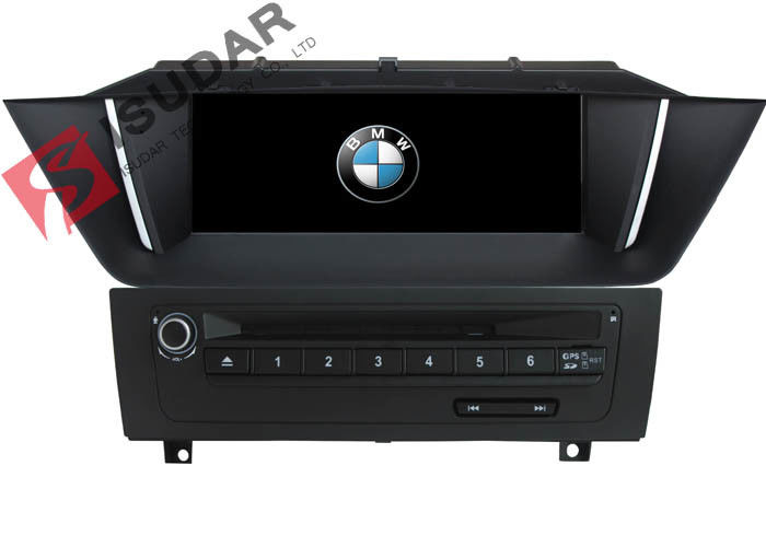 9 Inch Double Din Radio BMW DVD GPS Navigation For BMW/X1/E84 2009 - 2014 Canbus